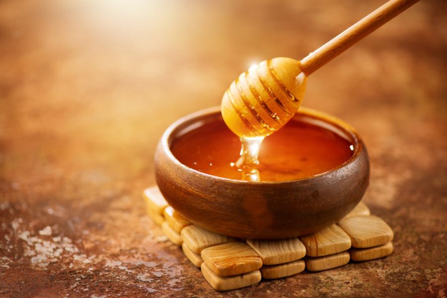 去暗疮方法 - 蜂蜜