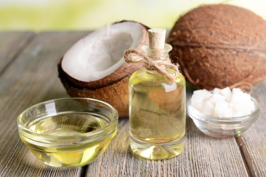 椰子油護膚