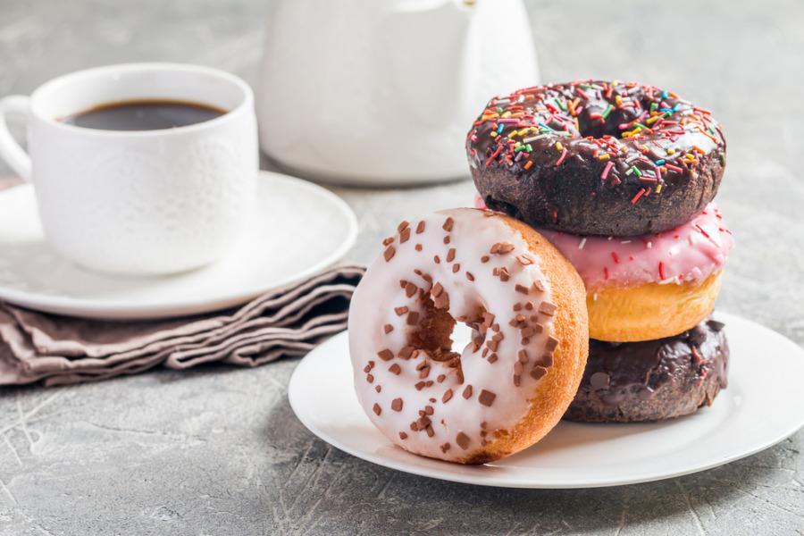 减肚腩脂肪方法 - 不要吃多糖食品