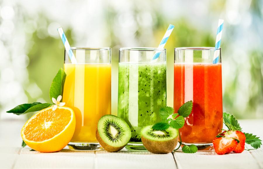 減肚腩脂肪方法 - 停止喝果汁