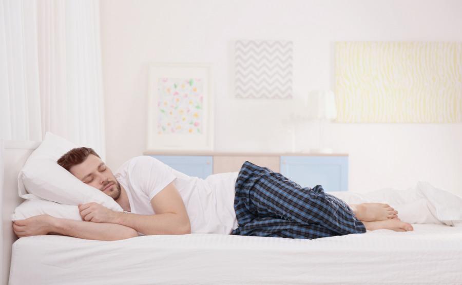 减肚腩方法 - 充足睡眠