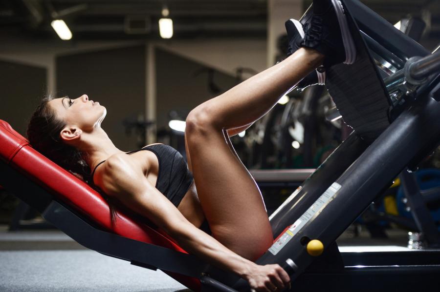减肥健身迷思 - 机器锻炼