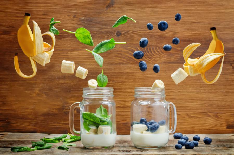 減肥小細節 - Smoothies 的常見成分