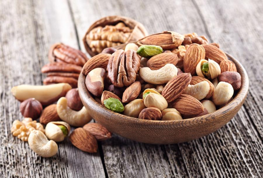减肥食物 - 坚果 Nuts