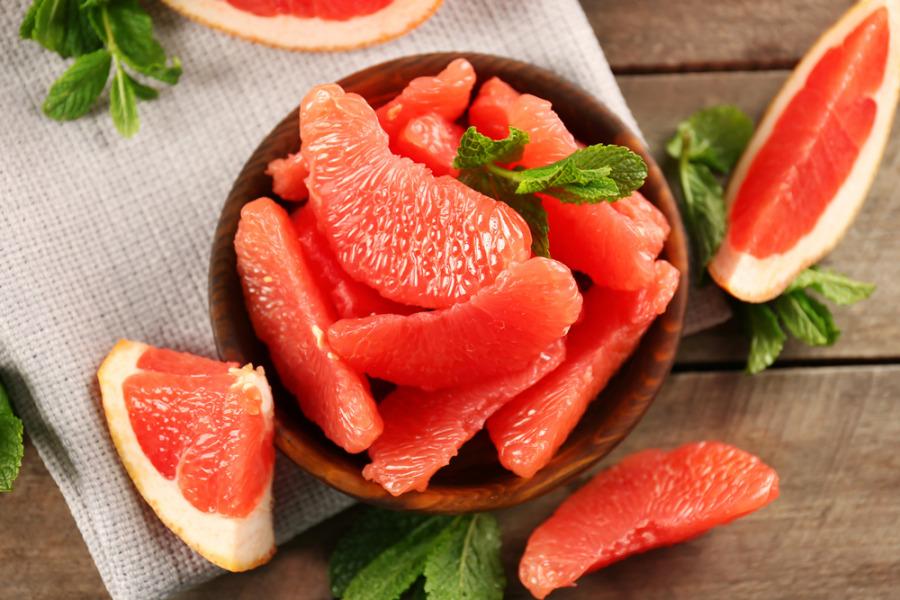减肥食物 - 葡萄柚 Grapefruit