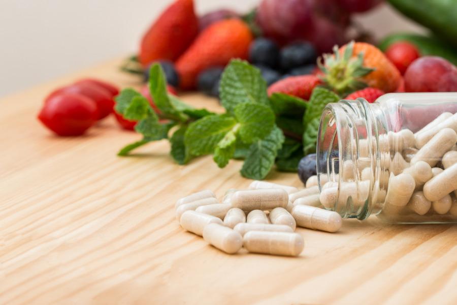 膠原蛋白補充品
