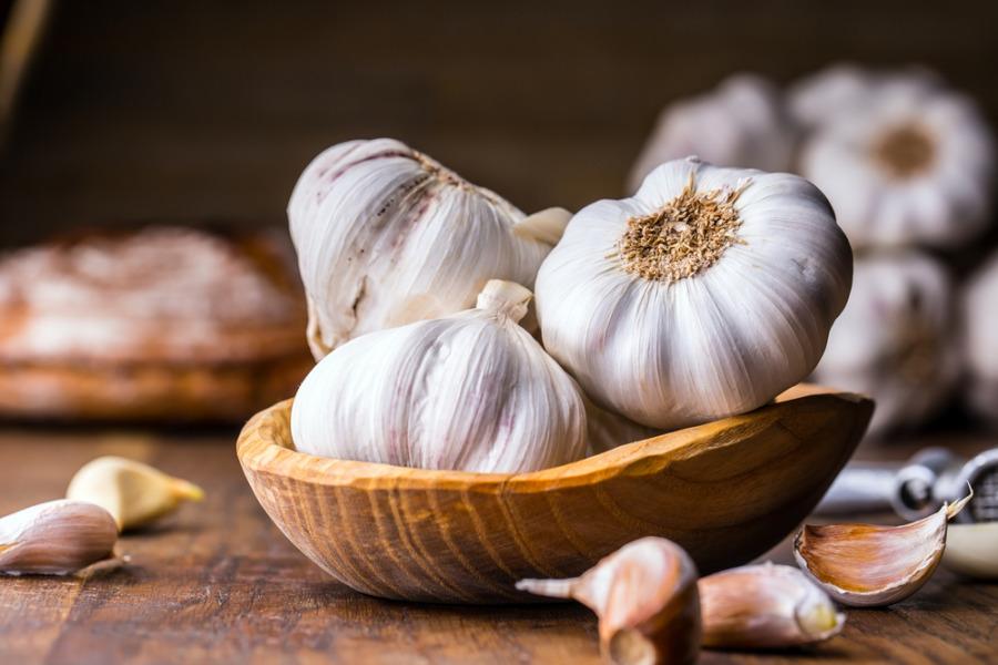 胶原蛋白食物 - 大蒜