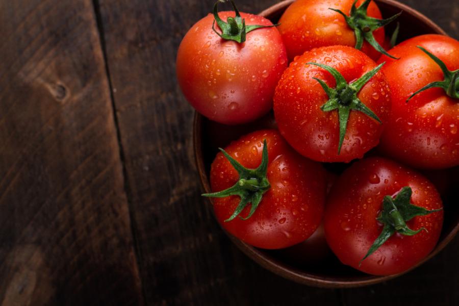 胶原蛋白食物 - 番茄