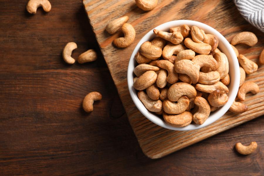 膠原蛋白食物 - 腰果
