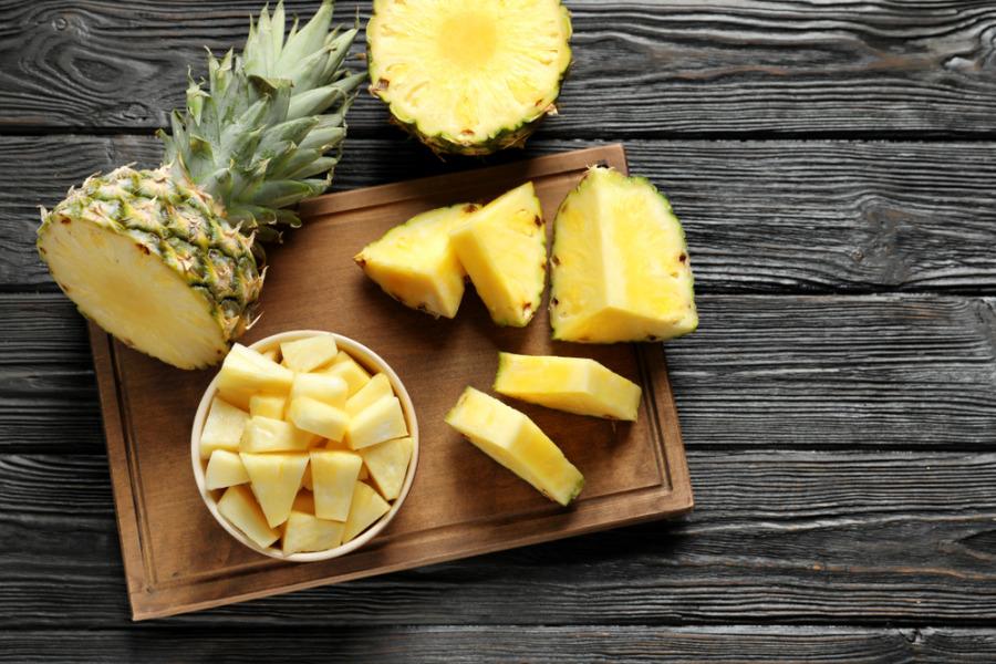 胶原蛋白食物 - 菠萝
