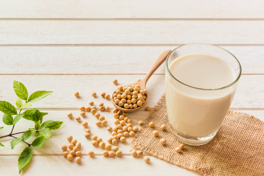 胶原蛋白食物 - 豆类