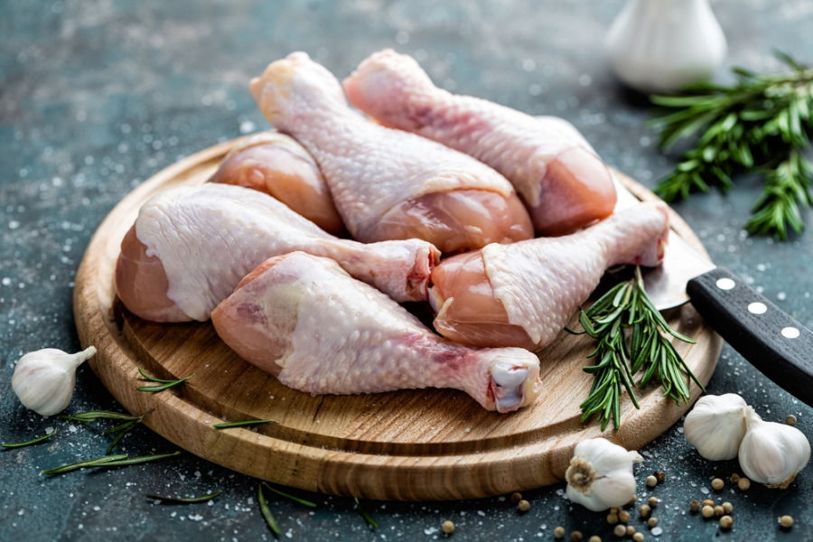 胶原蛋白食物 - 鸡肉