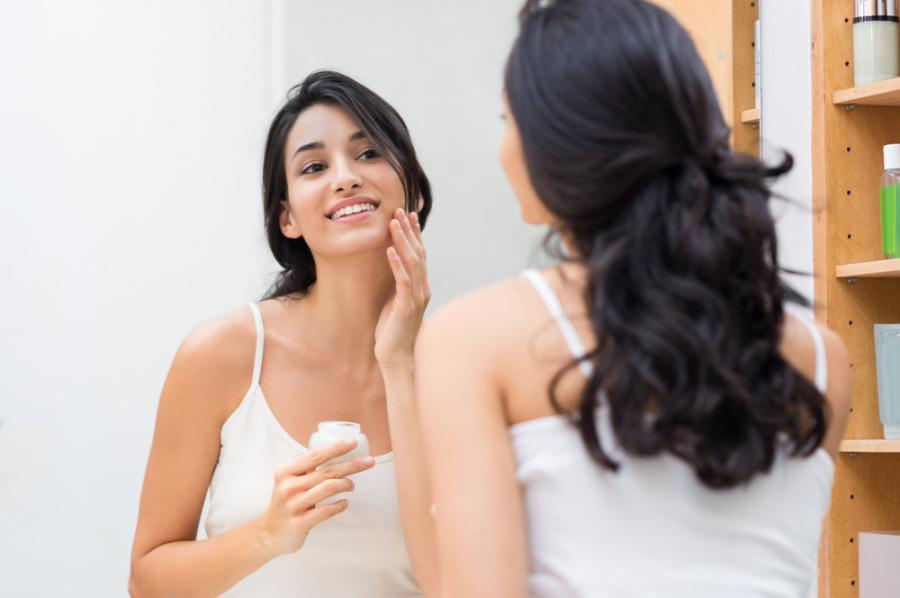 预防皮肤敏感 - 保湿霜