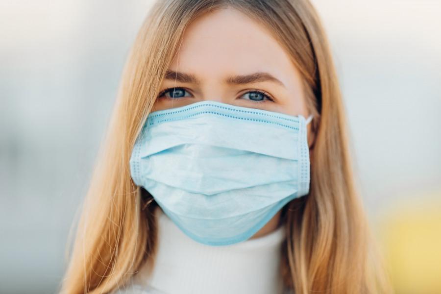 預防皮膚敏感 - 口罩所引起的不同皮膚問題