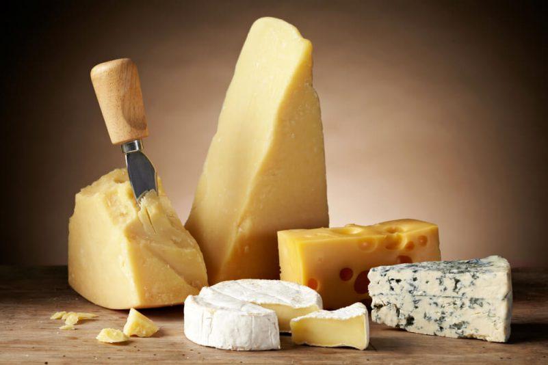 減肥食物-乳製品