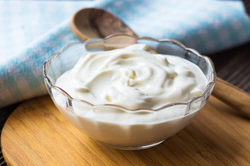 減肥食物-全脂乳酪酸奶