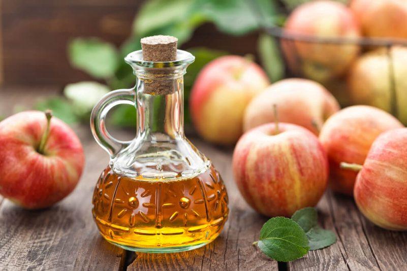 減肥食物-蘋果酒醋