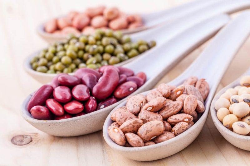 减肥食物-豆类-豆荚类