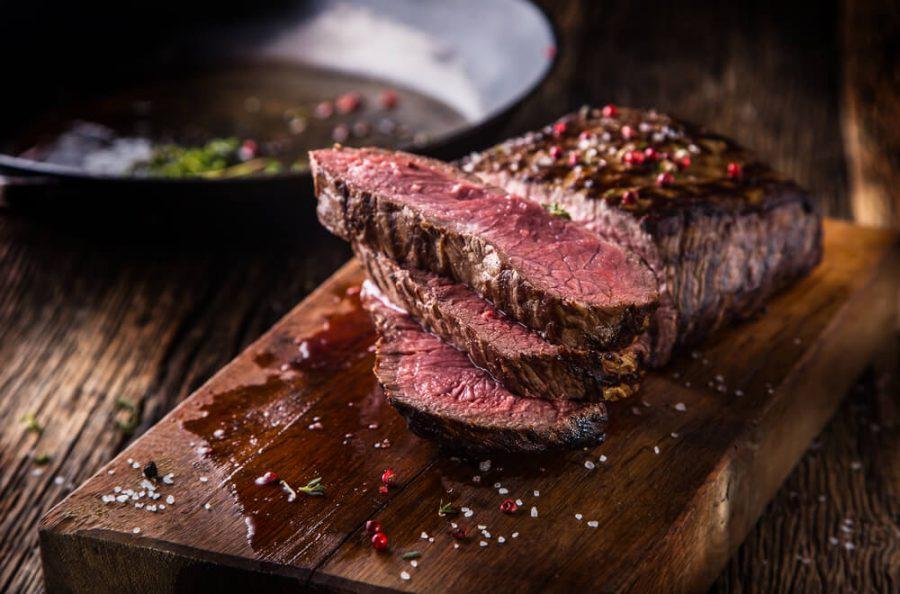 紅肉-治療脫髮食物