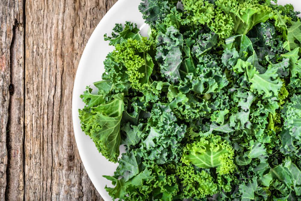 低碳食物-羽衣甘藍