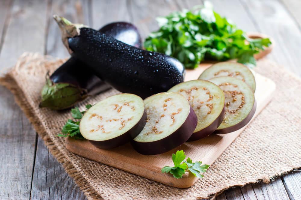 低碳食物-茄子