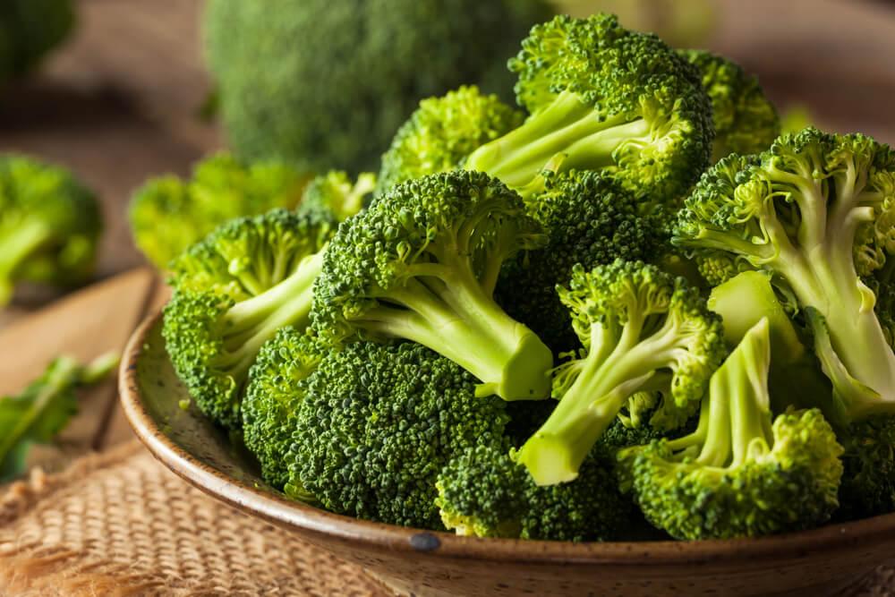 低碳食物-西蘭花