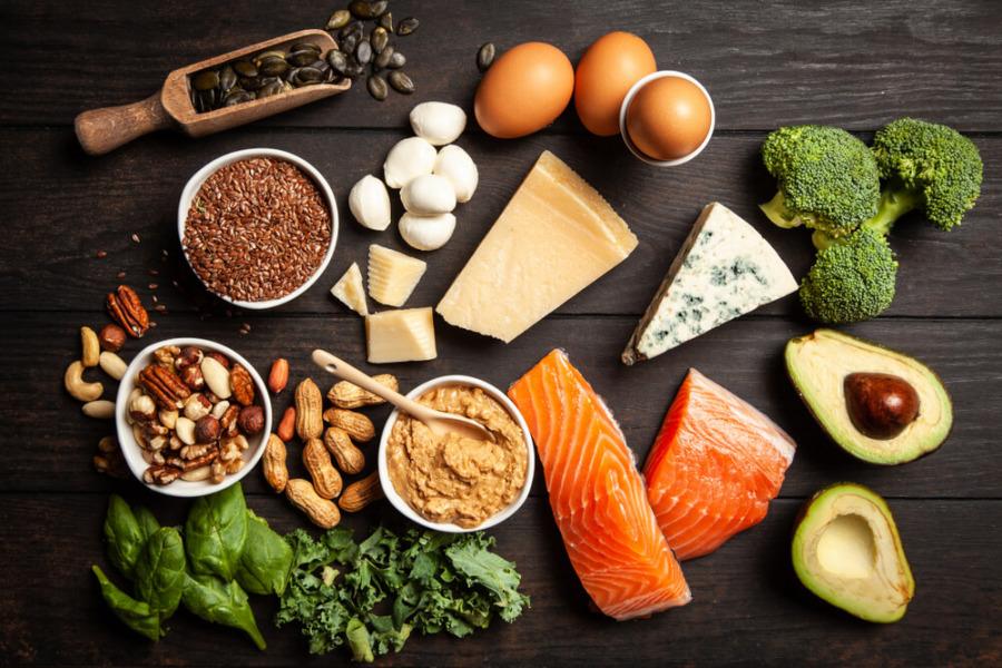 生酮饮食-keto-diet-有助减肥瘦身
