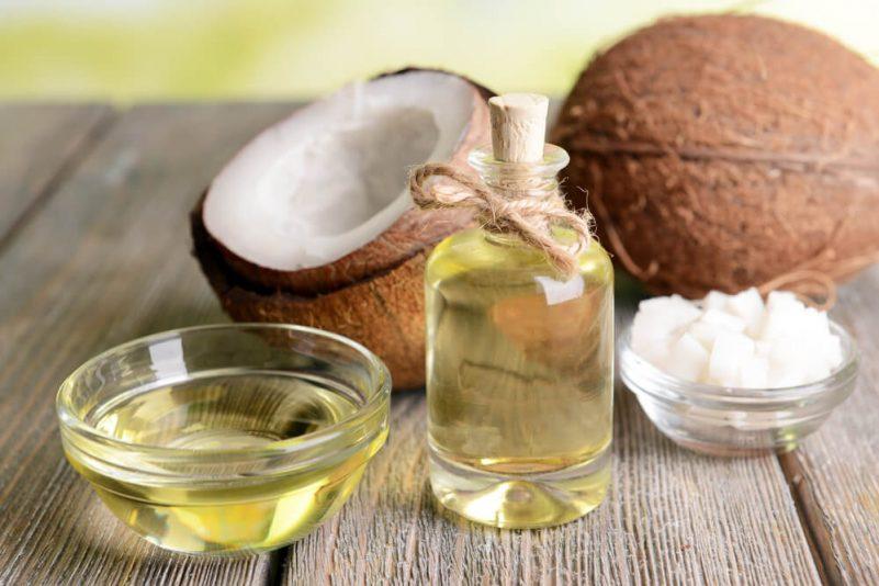 低碳食物-椰子油