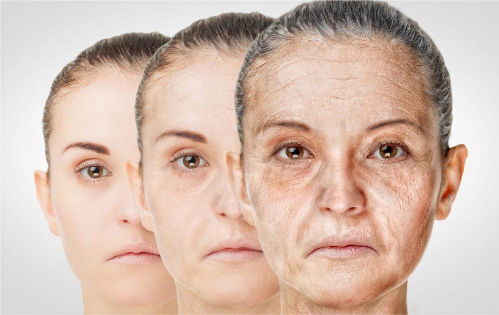 收细毛孔方法-肌肤老化