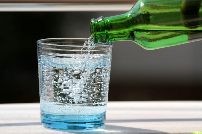低碳食物-蘇打水-碳酸水