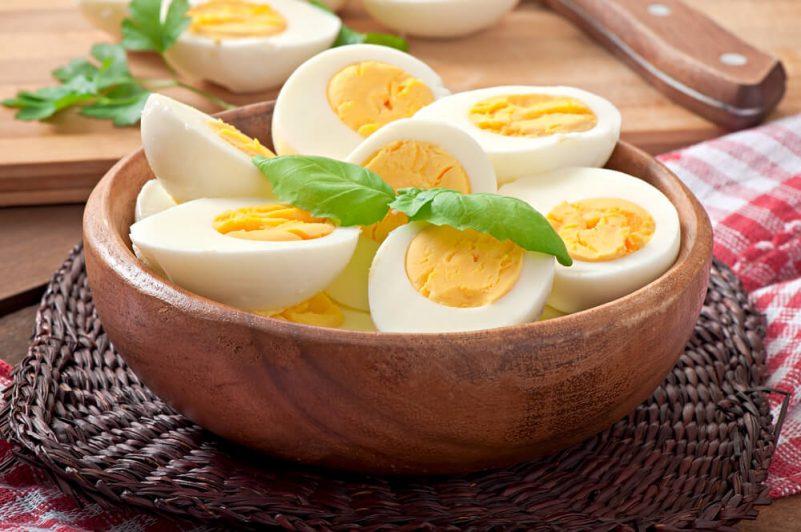 增髮食物-蛋白質-雞蛋