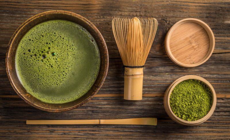 Atkins Diet減肥法-綠茶