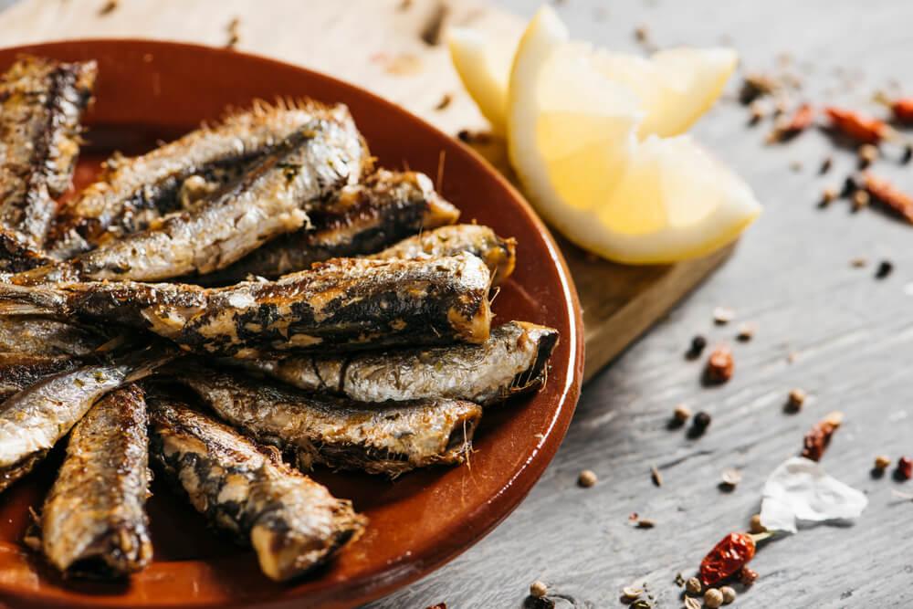 低碳食物-沙丁魚
