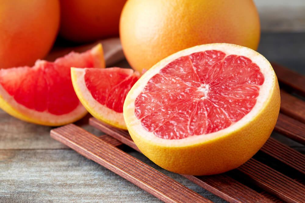 低碳食物-葡萄柚
