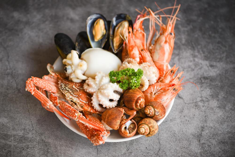 低碳食物-貝類