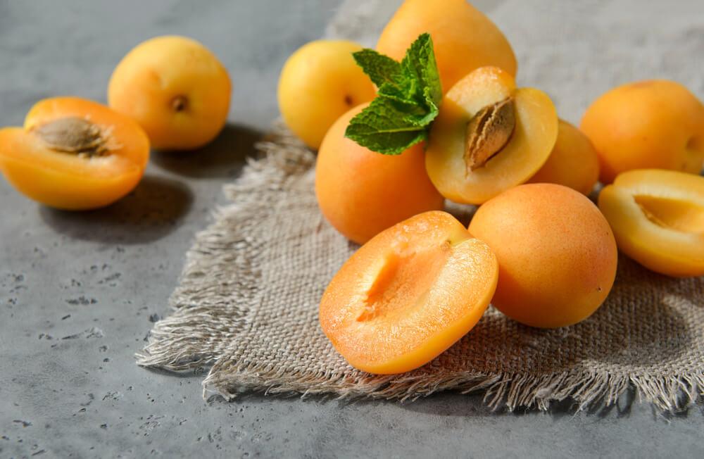低碳食物-杏子