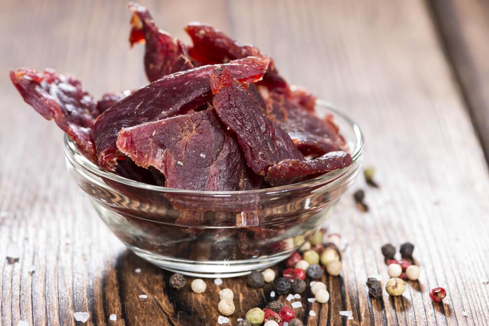低碳食物-肉乾