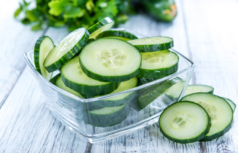低碳食物-青瓜