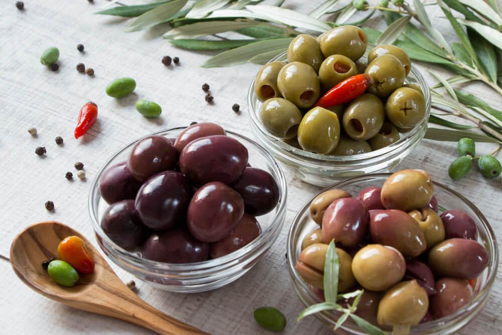 低碳食物-橄欖
