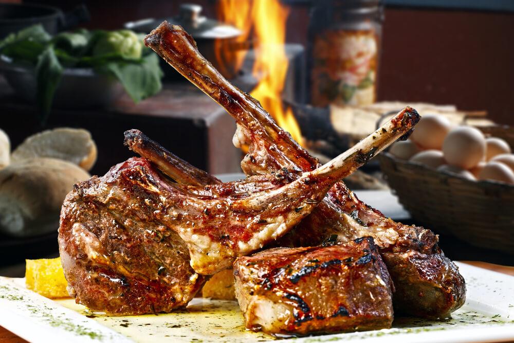 低碳食物-羊肉
