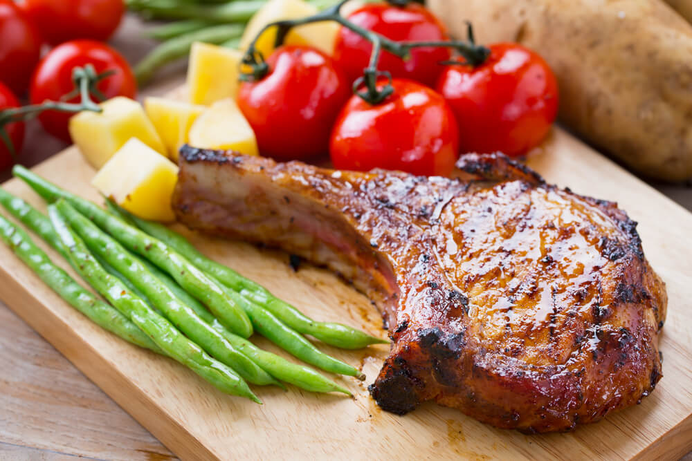 低碳食物-豬肉-煙肉