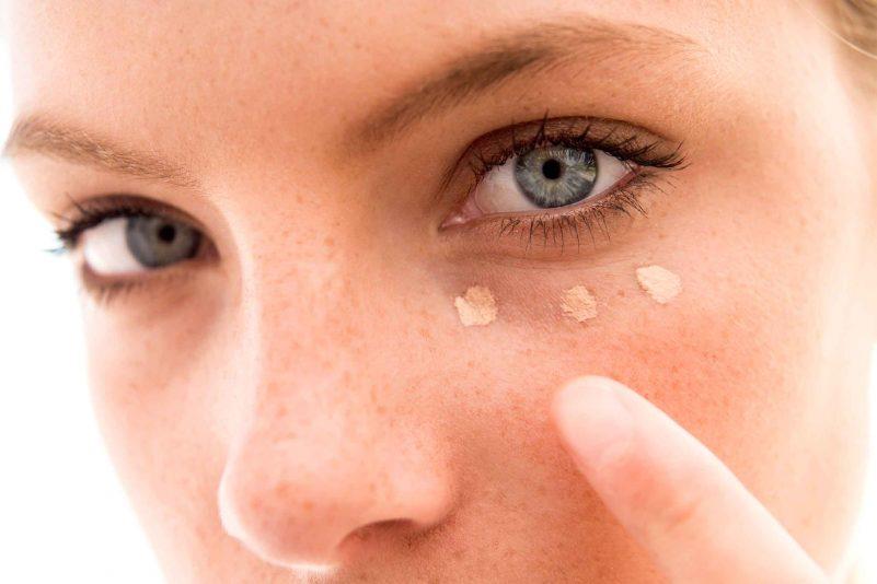 去黑眼圈方法-黑眼圈遮瑕膏