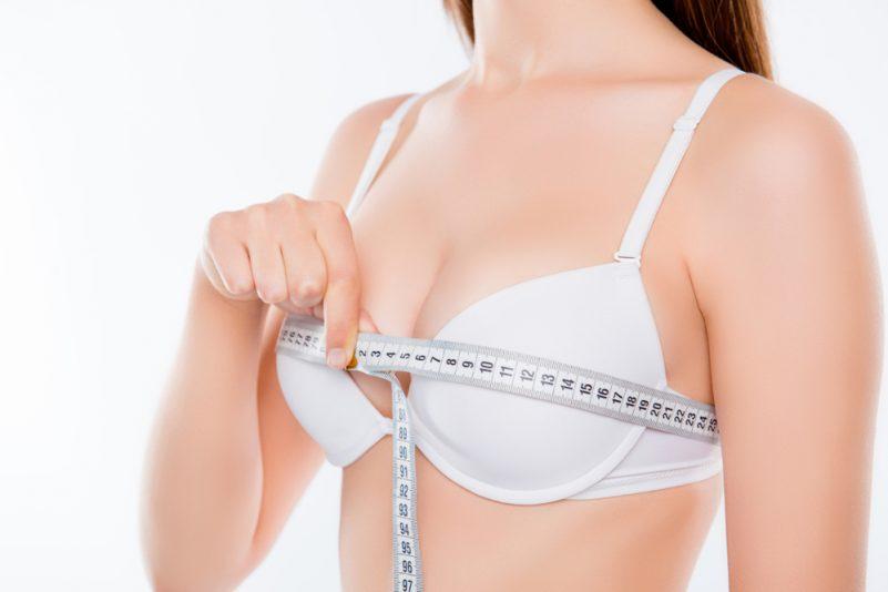 不穿內衣或內衣尺寸不合是導致胸部下垂的主要原因
