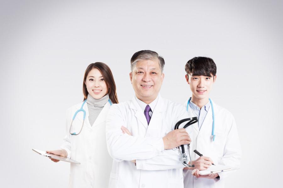 植髮療程的第一步:醫生諮詢