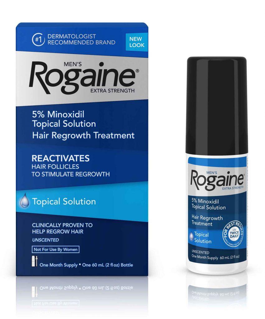 米諾地爾Minoxidil是其中一種有助治療脫髮的口服生髮藥物