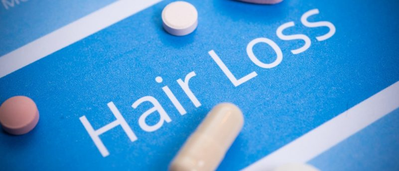 生发药物副作用多, 请避免服用