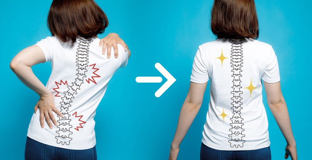 脊柱侧弯是其中一个导致大细胸的原因
