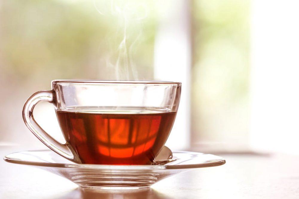瘦身好習慣-以咖啡或茶代替瘦身果汁