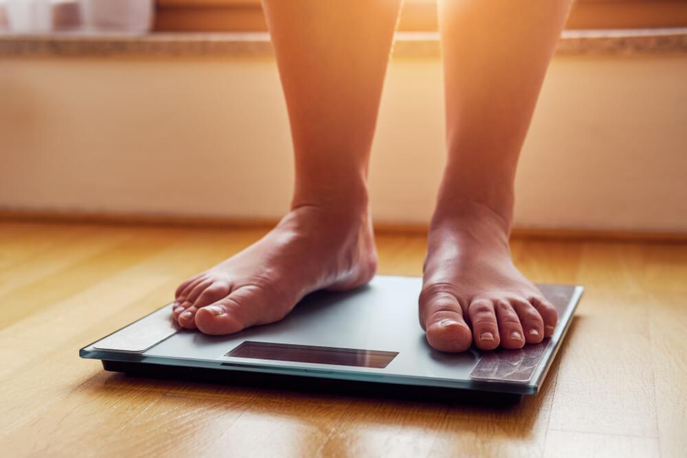 瘦身小細節-天天量體重