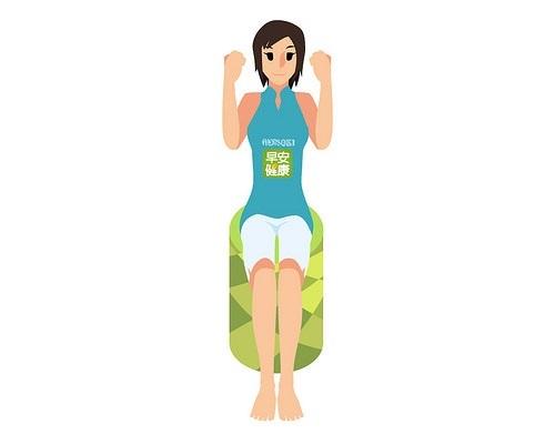 上臂三头肌锻炼-第一式